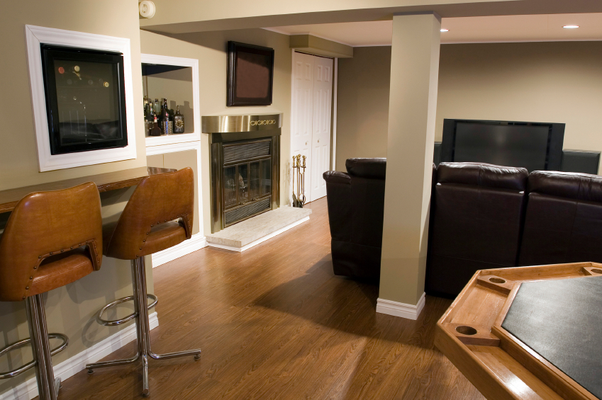 Basement Finishing St Louis Mo Best Basement Remodeling St Louis